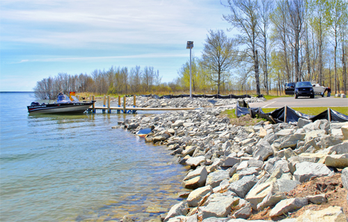 Barbeau MI Resort Near Sault Ste Marie | Cabin Rentals on St Mary's River near Sault Ste Marie