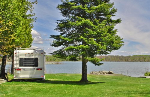 Barbeau MI Campground | UP Campgrounds | Resorts near Sault Ste Marie