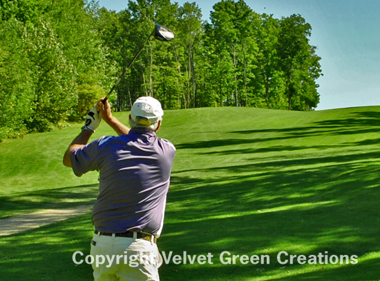 Eastern Upper Peninsula Golf Courses