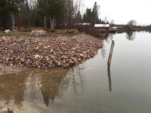 Shoreline Improvements
